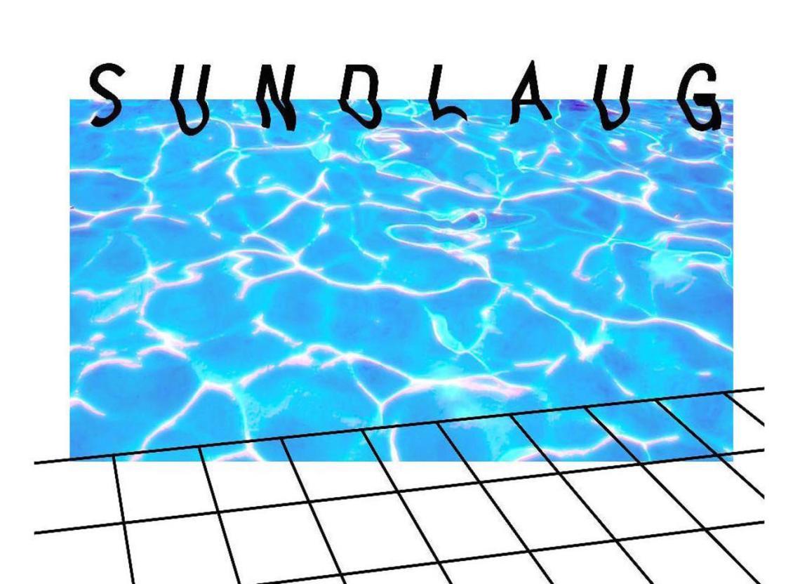 Sundlaug logo